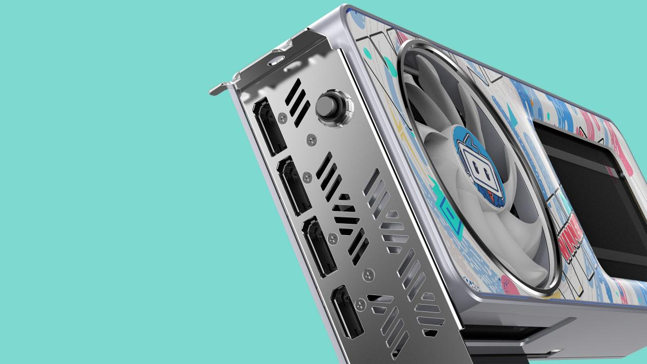 [PR] COLORFUL ra mắt card đồ họa iGame GeForce RTX 3060 bilibili E-sports Limited Edition - Image 4